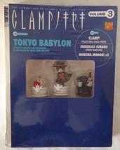 Clamp Collectible Chess Pieces Volume 3 Tokyo Babylon No Kiseki Bonus Manga - $18.68