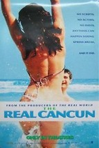 THE REAL CANCUN MOVIE PROMO POSTER (MV14) - $8.59