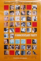 THE ANNIVERSARY PARTY MOVIE PROMO POSTER (MV14) - $8.59