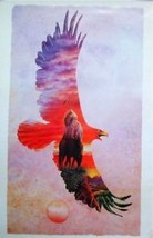 SALLY J. SMITH POSTER, EAGLE (Z2) - $7.69