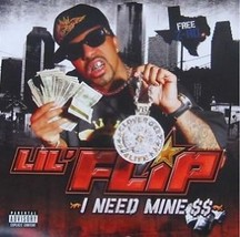 LIL' FLIP POSTER, I NEED MORE (SQ6) - $7.69