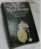 The Art of Making Real Soups Marian Tracy - $20.00