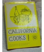 California Cooks Rowena Marks & Better McDermott - $20.00