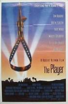THE PLAYER ORIGINAL MOVIE POSTER (J3) - $12.19