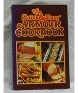 The Quick & Easy Armour Cookbook - $7.50