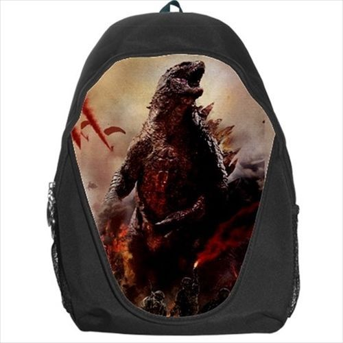Primary image for backpack godzilla godzila japan monster school bag
