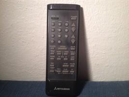 Original Mitsubishi TV/VCR Remote 939P245B3 - $7.69