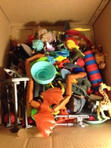 Assorted Lot Of Kids Meal Happy Meal Toys - $13.98