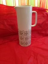 Thomas Germany Bavarian Pitcher Snowflake Tall ... - $37.39