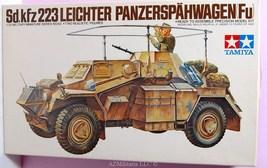 1/35 Sd.kfz 223 Leichter Panzerspahwagen(Fu) Kit No MM162 Series No. 62 - $14.75