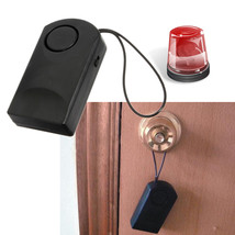 120 db Loud Wireless Touch Sensor Door Knob Entry Alarm Alert Security A... - $6.89