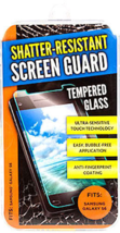 Shatter-Resistant Screen Guard Tempered Glass for Samsung Galaxy S6 - $5.95