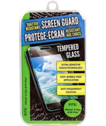 Shatter-Resistant Screen Guard Tempered Glass for iPhone 6 Plus, 6s Plus... - €5,25 EUR