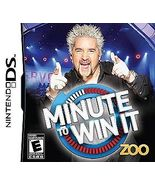 Minute to Win It (Nintendo DS, 2010) - $14.95