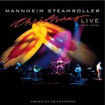 Mannheim Steamroller Christmas Live - Chip Davis (CD, 1997, American Gra... - $7.00