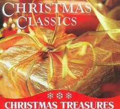 Christmas Classics: Christmas Treasures by Various Artists (CD, Sep-2009... - €7,07 EUR
