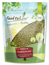 Food to Live Mung Beans (5 Pounds) - $21.48