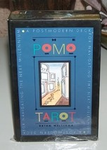 Pomo Tarot Boxed Set Book and Cards by Brian Williams - $35.00