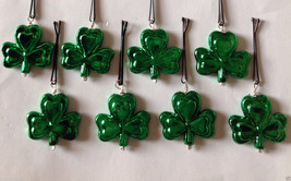 St Patrick's Day Beard Bauble Ornaments Shamrock Beard Art Baubles - $18.99