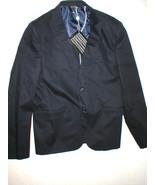 New NWT 54 Mens XL Sport Coat Jacket Blazer Navy Italy Vincent Trade 44 ... - $239.60