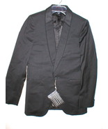 NWT Roberto Cavalli Blazer Jacket 14 Black Wool New Italy Designer Women... - $2,495.00