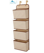 Top Quality Over The Door storage Organizer Bab... - $19.44