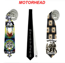 necktie motorhead lemmy thrash heavy metal band rock ace of spades overk... - $22.00