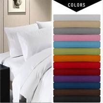 Sheet Set 4 Piece Bed 1800 Count Egyptian Deep Pocket Comfort Cotton Hot... - $32.71+