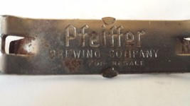 Pfeiffer Brewing Company Bottle Opener - $21.03