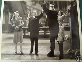 LON CHANEY JR. (GHOST OF FRANKENSTEIN) ORIG,11X14 PHOTO - $395.01