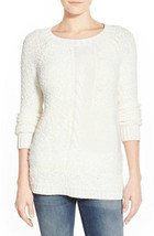 Sanctuary Sweater New Snuggle Cable Knit Winter White Size XS S MyAFC - £19.25 GBP