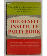 The Gesell Institute Party Book 1959 HC/DJ - $5.99