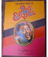 Great Music of Duke Ellington Songbook 1973 - $12.99