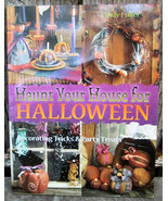 Haunt Your House for Halloween Decorating Book - $10.00