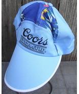 Coors Extra Gold Blue Hawaii Cap USA - $15.00
