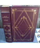 Franklin Library 100 Greatest Books David Copperfield Charles Dickens 1980 - $18.00