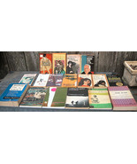 Lot of Paperback Literary Classics Books for English Studies Reading List - $18.99