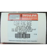 Totaline Thermostat Clear Plastic Keyed Thermostat Cover - $20.00