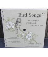 Bird Songs of Garden Woodland and Meadow Allen Kellogg Records 1964 - $15.00