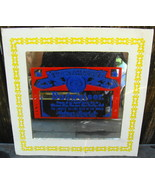 Budweiser Mirror Carnival Tile in Original Packaging - $22.00