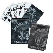 Bicycle Jack Daniels Playing Cards -- Drinking Games Cards Party Supplies (Se... - $16.82