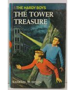 The Tower Treasure Hardy Boys Mystery No. 1 Franklin W Dixon - $4.99