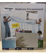 EXQ Home Mattress Encasement Twin XL. Bed Bug Proof & Waterproof. Zippered. - $21.19