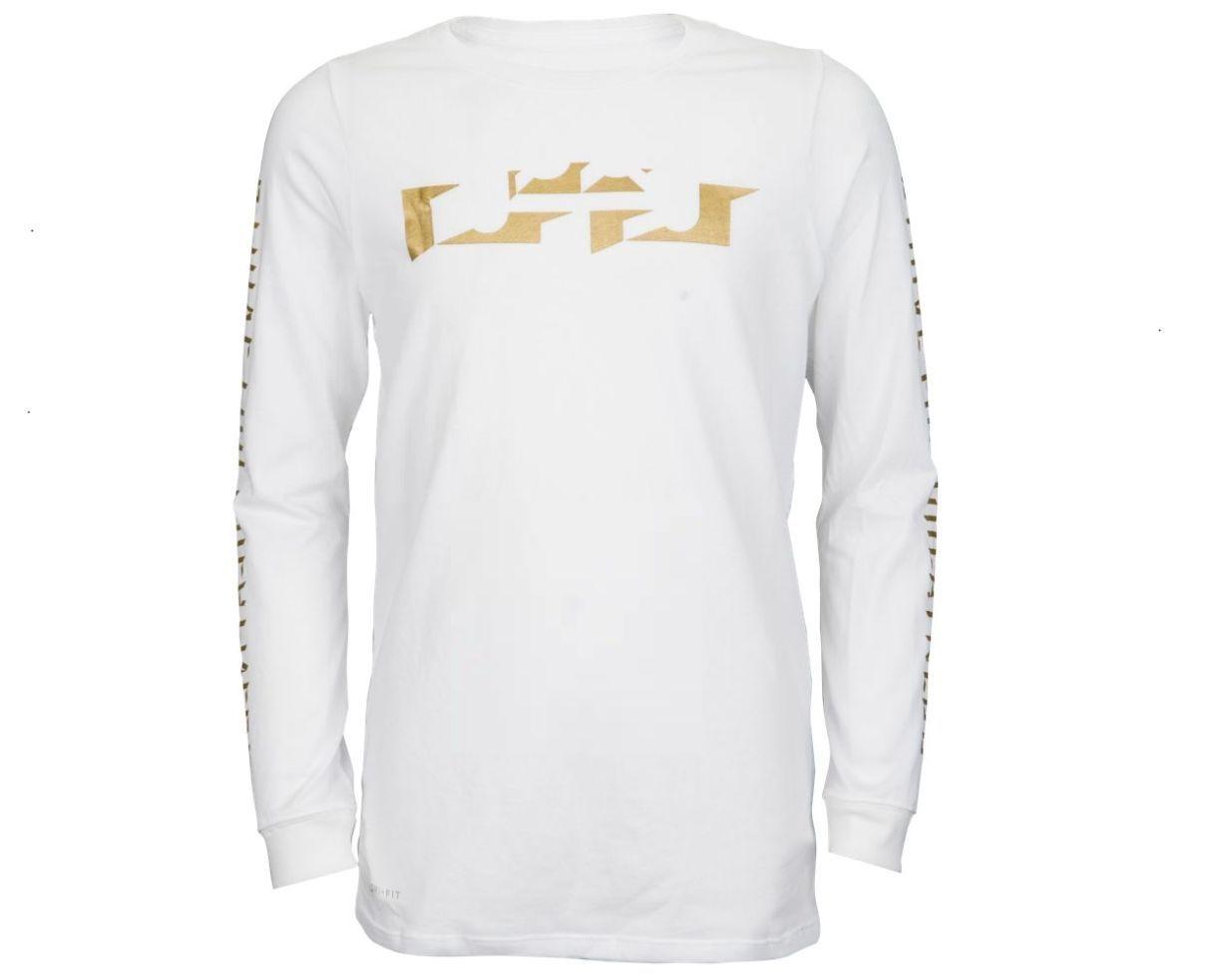 save off 8e994 1a826 Nike Boys Lebron James Long Sleeve Shirt and 26 similar items