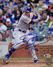 Joc Pederson Los Angeles Dodgers Signed 8x10 Photo BAS - $66.93