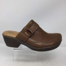 Size 10m Slip On Clog Brown O Sandals Women's B C wqfx60y1