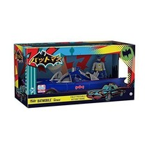 BLUE BATMOBILE WITH BATMAN 2017 Fall Convention Exclusive NYCC Limited E... - $75.41