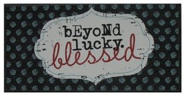Blessed Sign by Ganz - $9.95