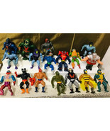 Vintage 1980's He-Man MOTU Collectible Lot (24) Action Figures Rare HTF - $346.50