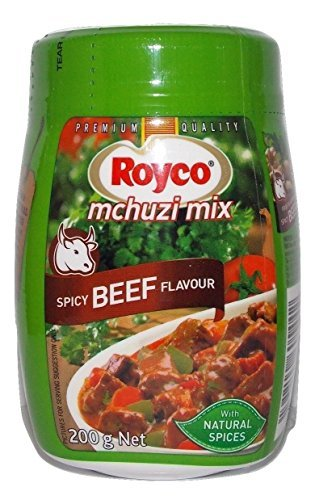 Original Royco Mchuzi Mix Beef Flavor Premium Product From Kenya Beef Flavor Sea